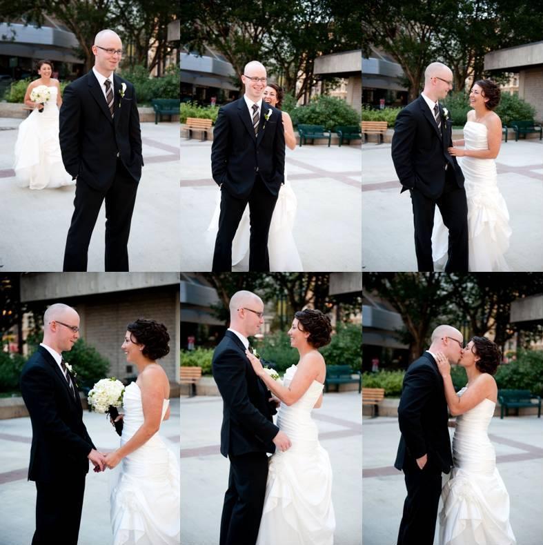 Ceremony And Reception Gap: Edmonton Wedding Tip: Photos Before The Ceremony