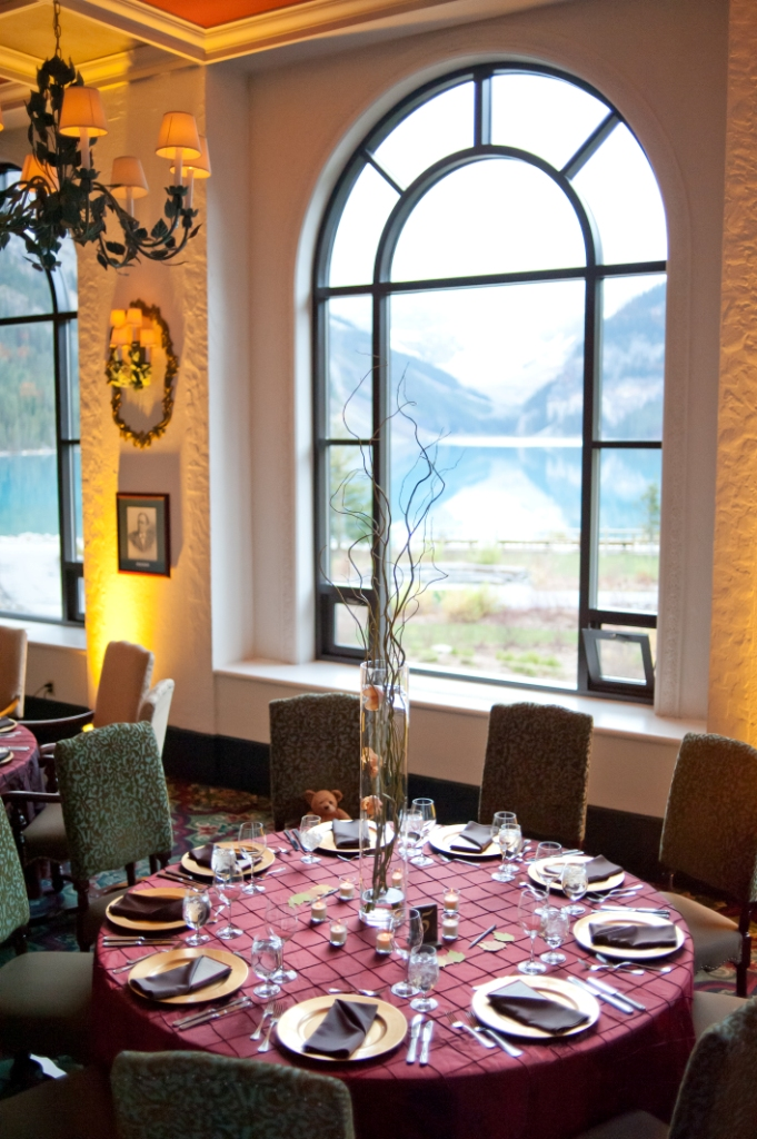 Banff Wedding Planner, Jennifer Bergman Weddings