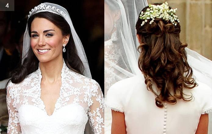 Kate Wedding Hair Style, Pippa Middleton Hair