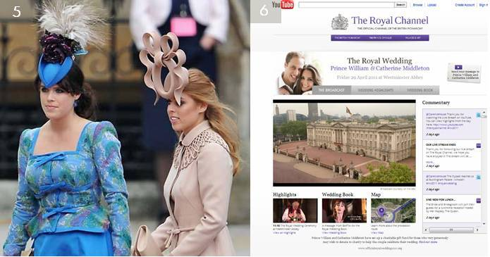 Royal Wedding Hats, Princess Beatrice Hat