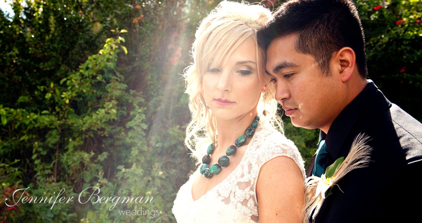 Jennifer Bergman Weddings Edmonton