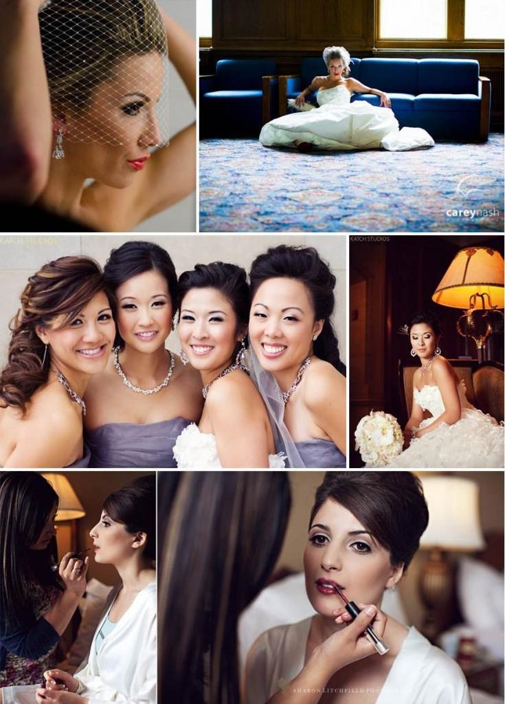 Edmonton Wedding Makeup Artist