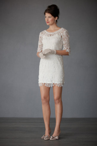 Short Reception Dresses