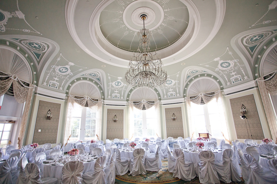 Wedgwood Room Wedding Reception