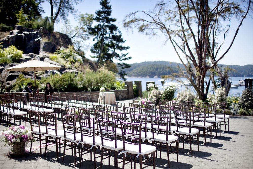 Brown Chiavari Chairs