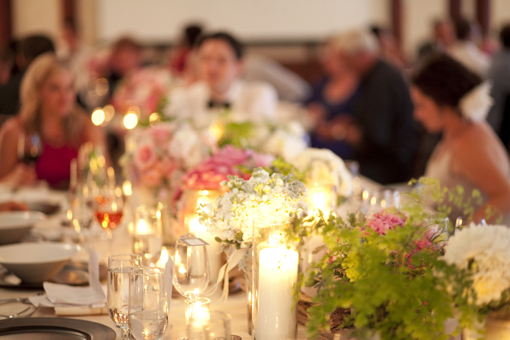 Non-Traditional Head Table