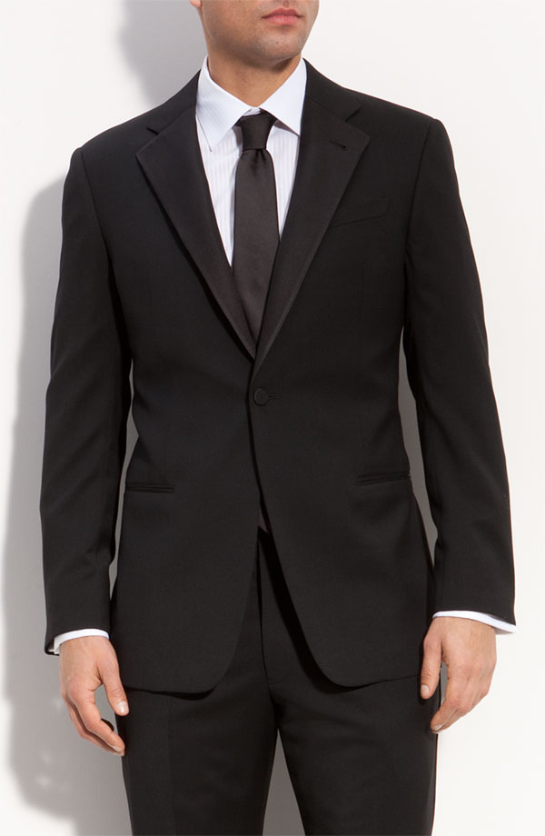 Modern Wedding Tuxedo