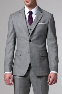 Modern Wedding Suit