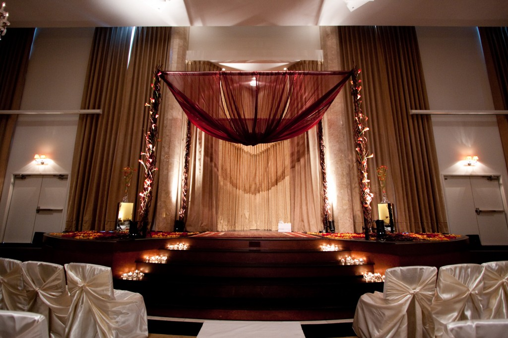 East Indian Mandap