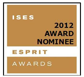 ISES Esprit Award Nominee