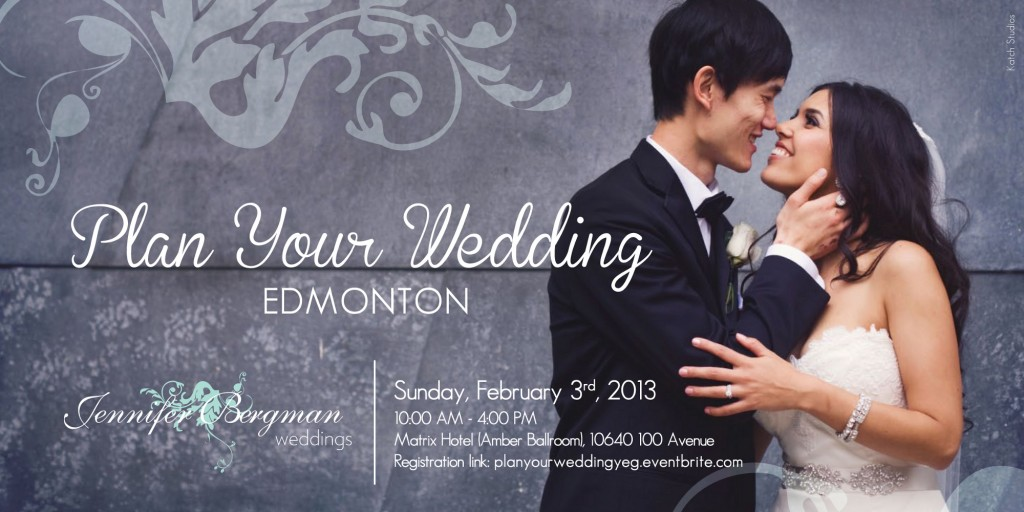 Plan Your Wedding Edmonton