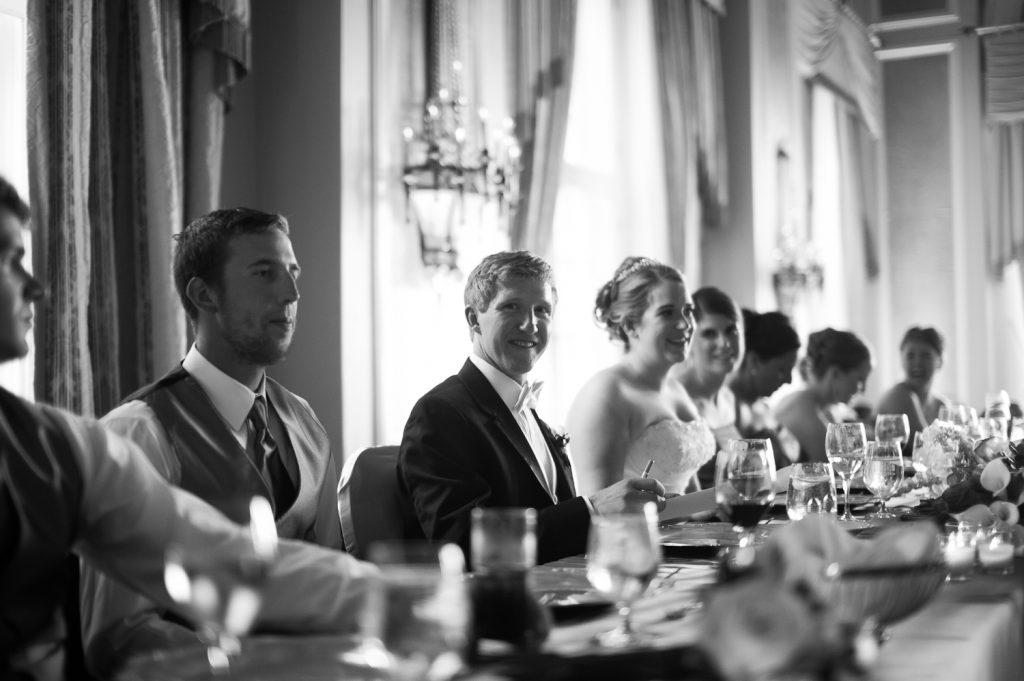 Edmonton Wedding Planner, Black and White Wedding Photos