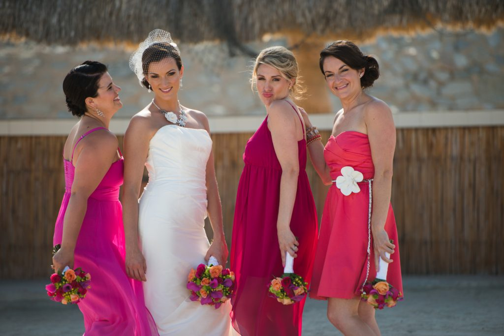 Melia Los Cabos Wedding