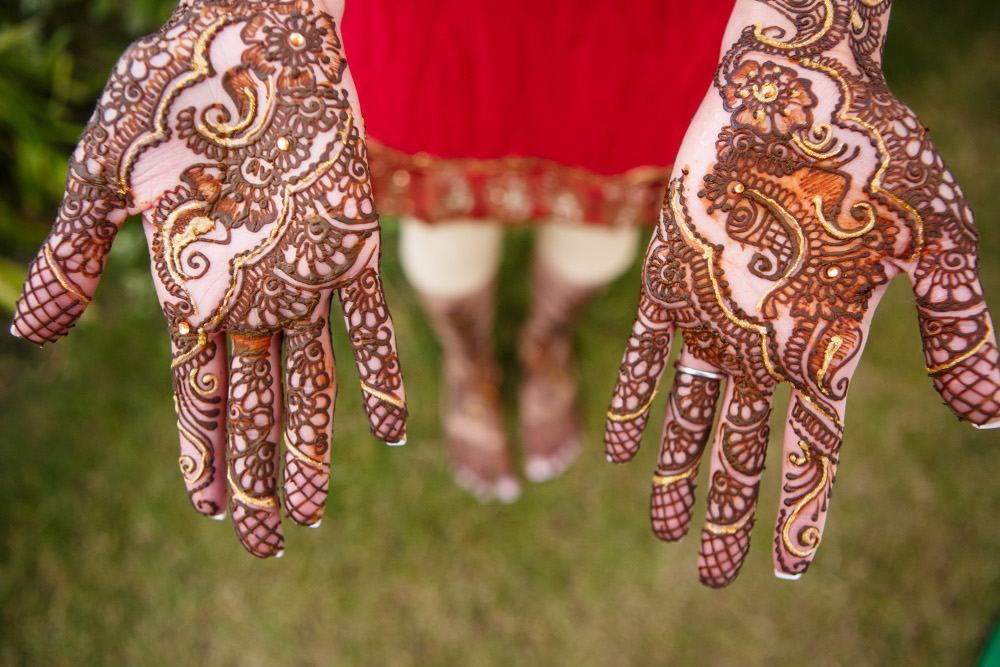 Wedding Mendhi