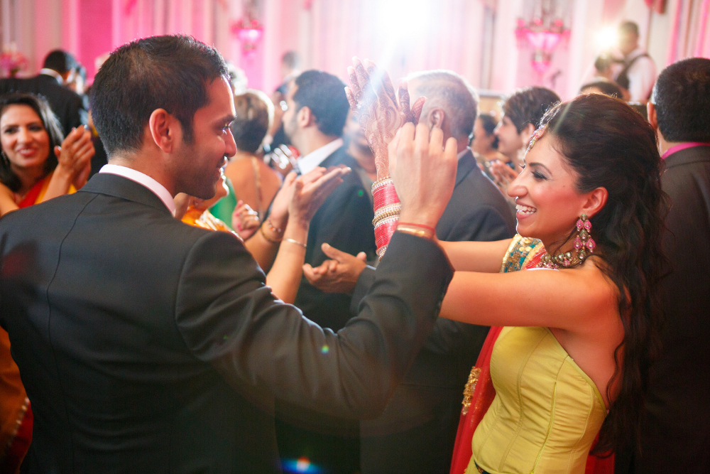 Edmonton East Indian Wedding