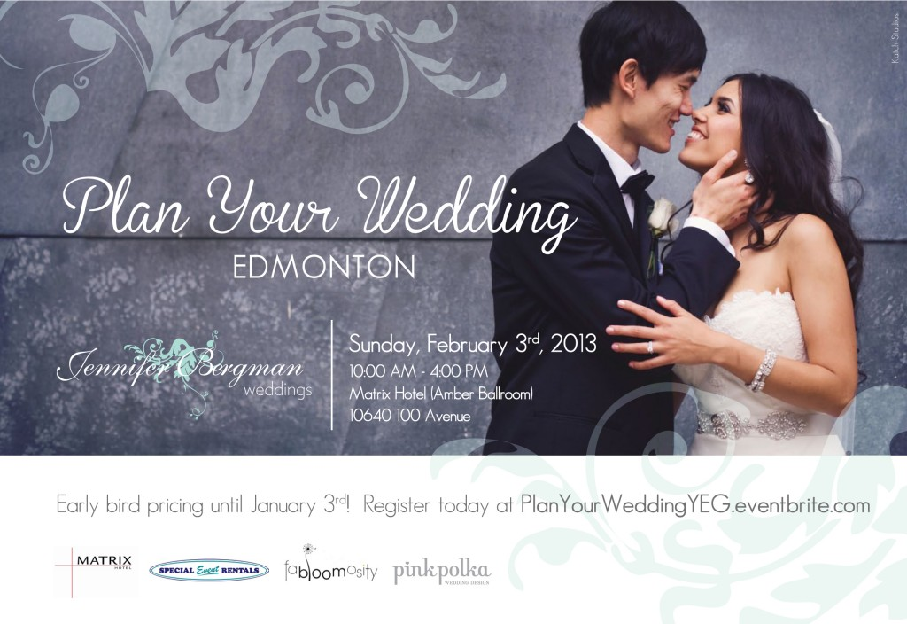 Edmonton Wedding Planning Workshop
