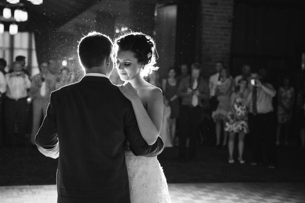 first dance photos