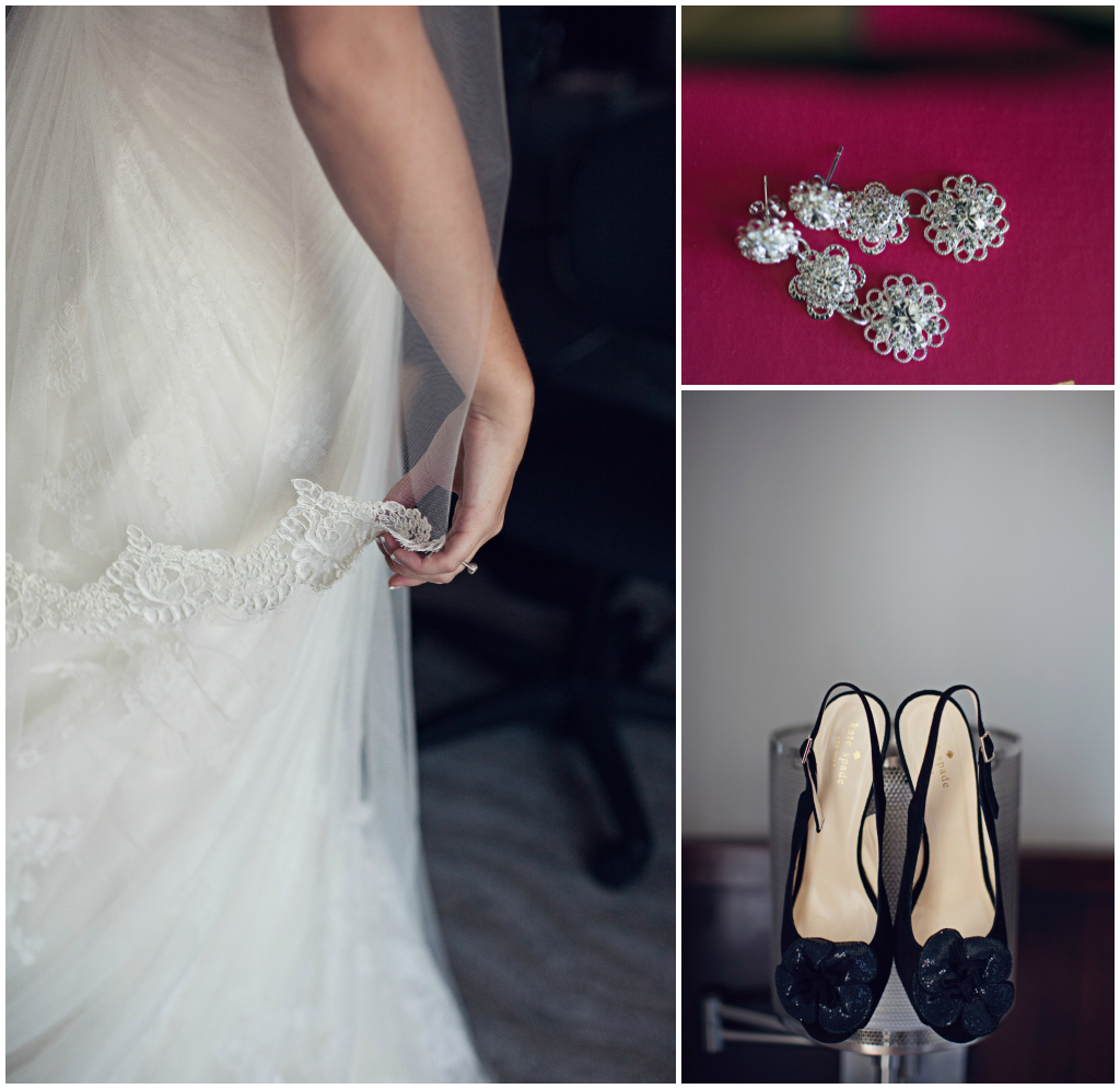 Bridal Accessories, Kate Spade Bridal Shoes