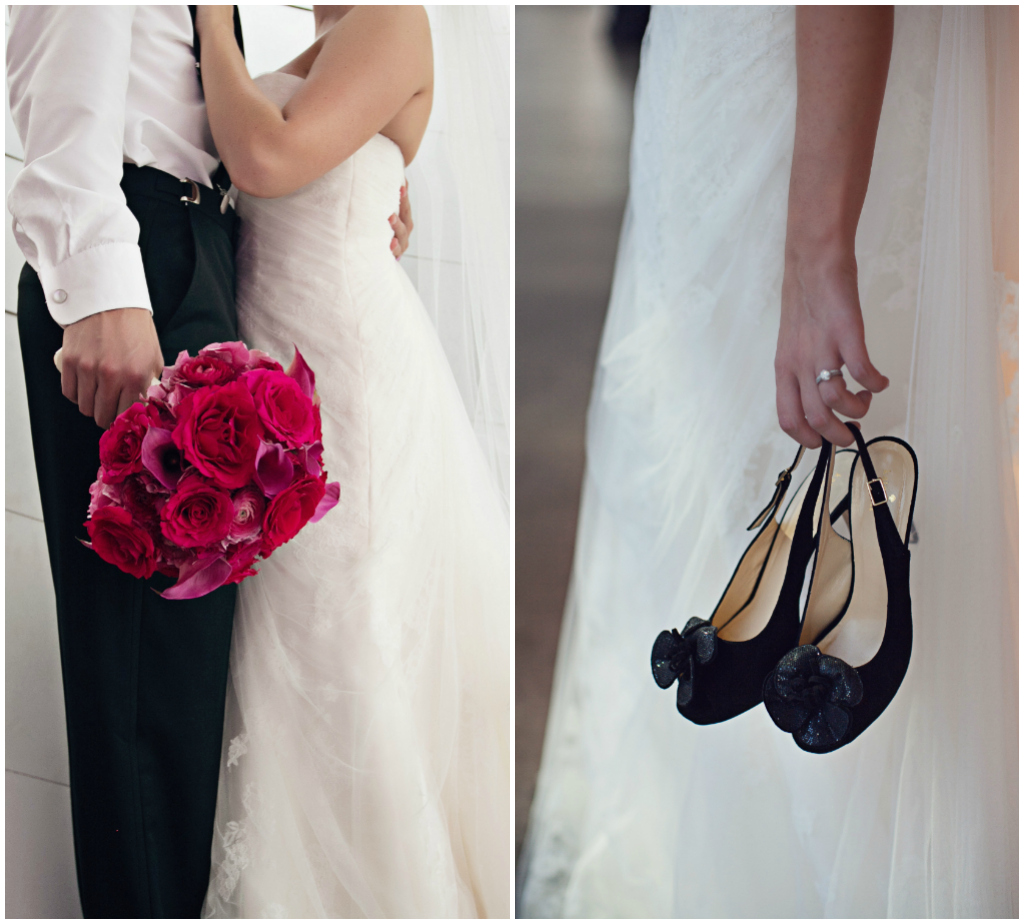 Brides Accessories, Black Wedding Shoes