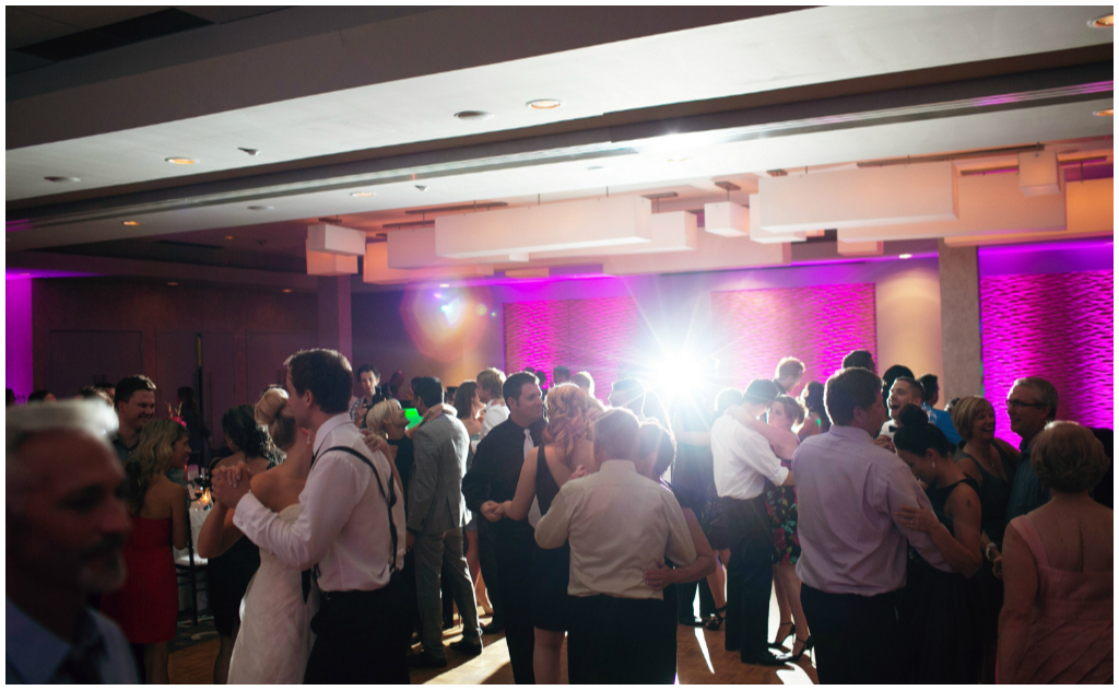 Wedding Dance Floor, Wedding After Party