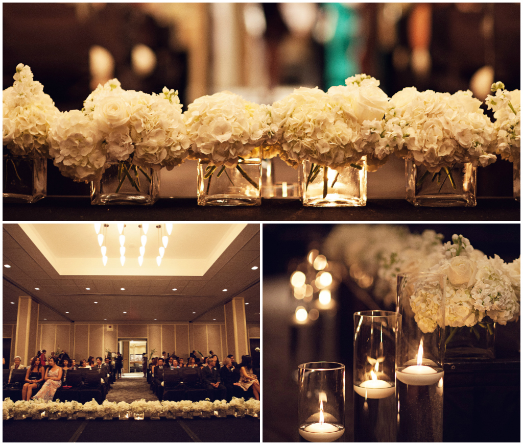 Edmonton Wedding Planner, White Flowers Wedding