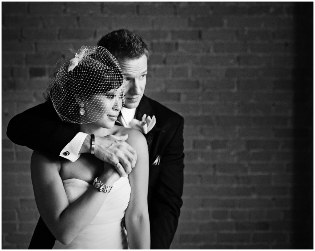 Black and White Wedding Photos, Edmonton Wedding Planner