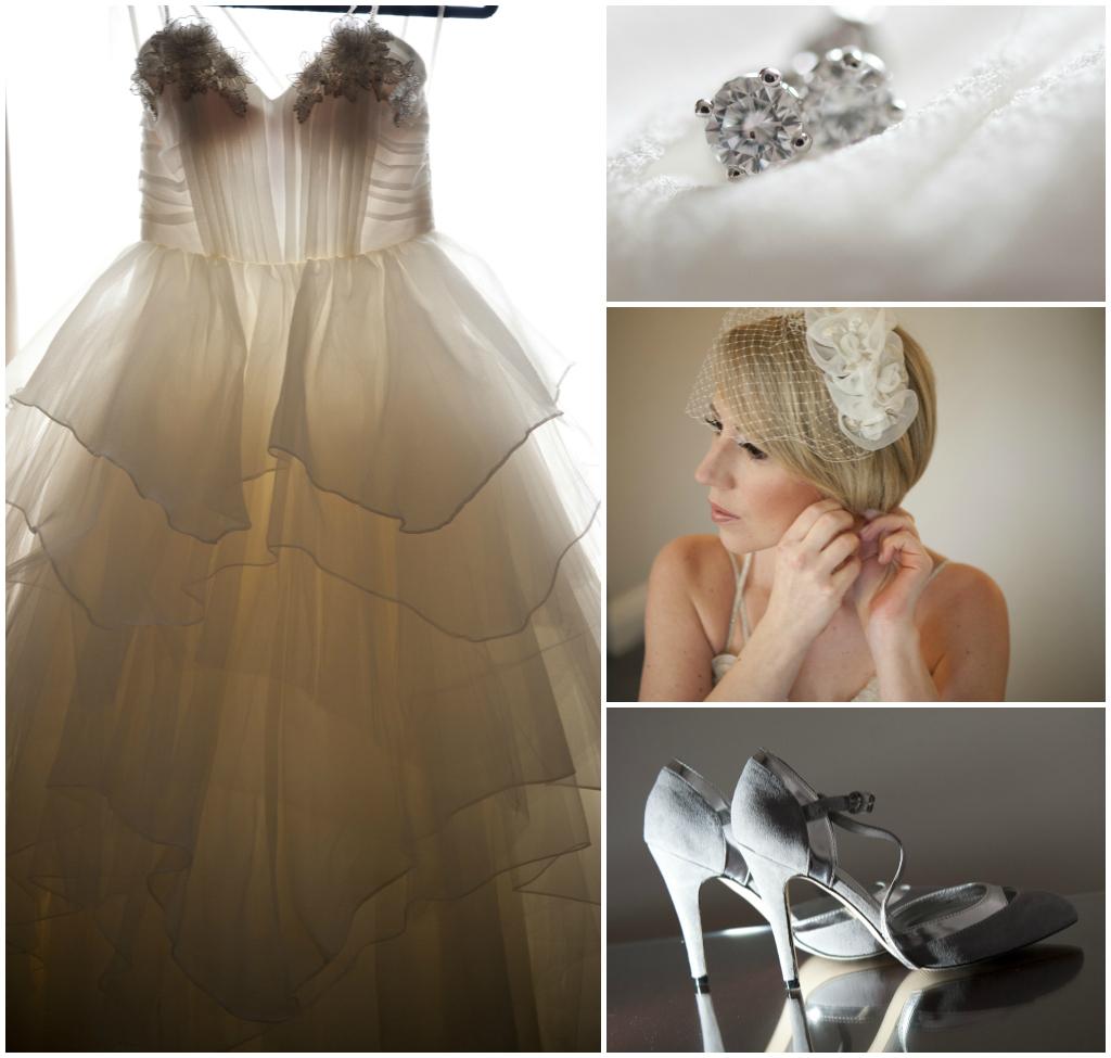 Bride Getting Ready, Edmonton Wedding Planner