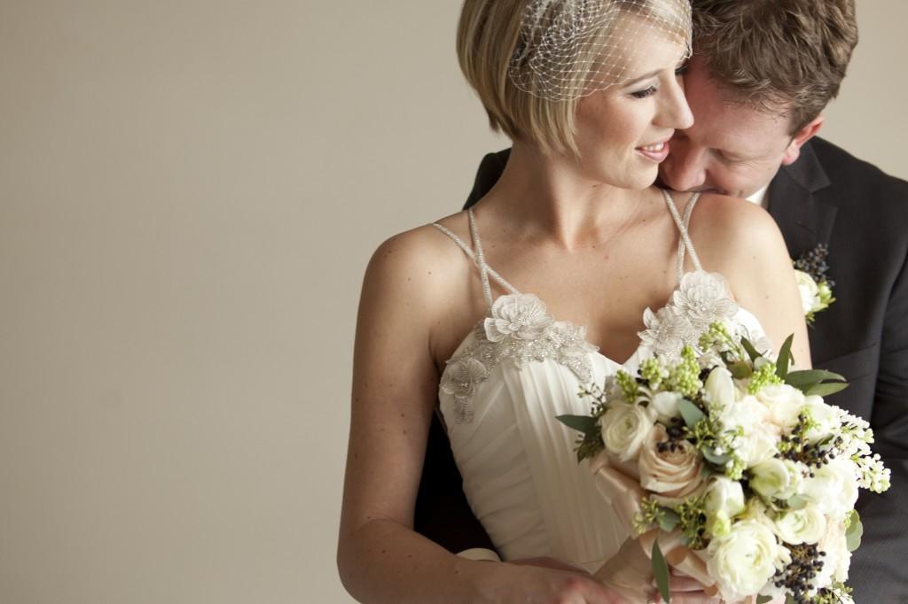 Cute Bride and Groom Photos