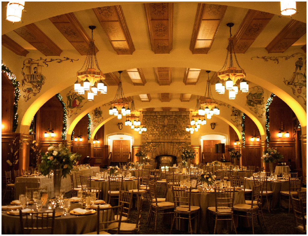 The Fairmont Chateau Lake Louise Weddings, Victoria Ballroom Banff