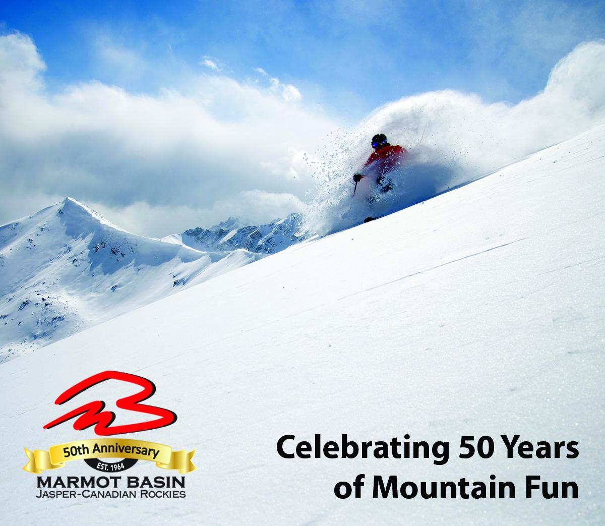 Marmot Basin Jasper