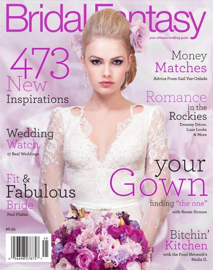 Bridal Fantasy Magazine 2014