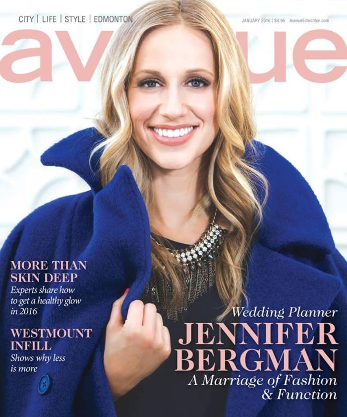 Avenue Magazine Jennifer Bergman
