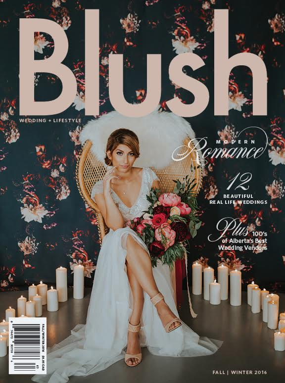 Blush Magazine Cover 2016