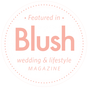 Blush Magazine Edmonton wedding planner