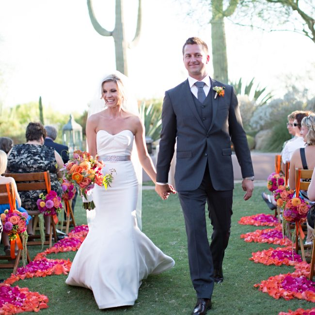 Four Seasons Scottsdale Wedding