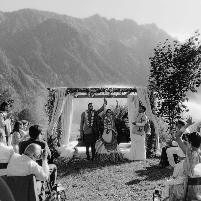 North Arm Farm Wedding