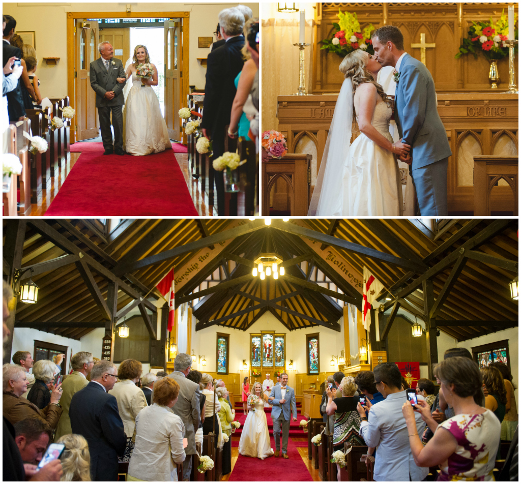 Christ Church Edmonton Ceremony