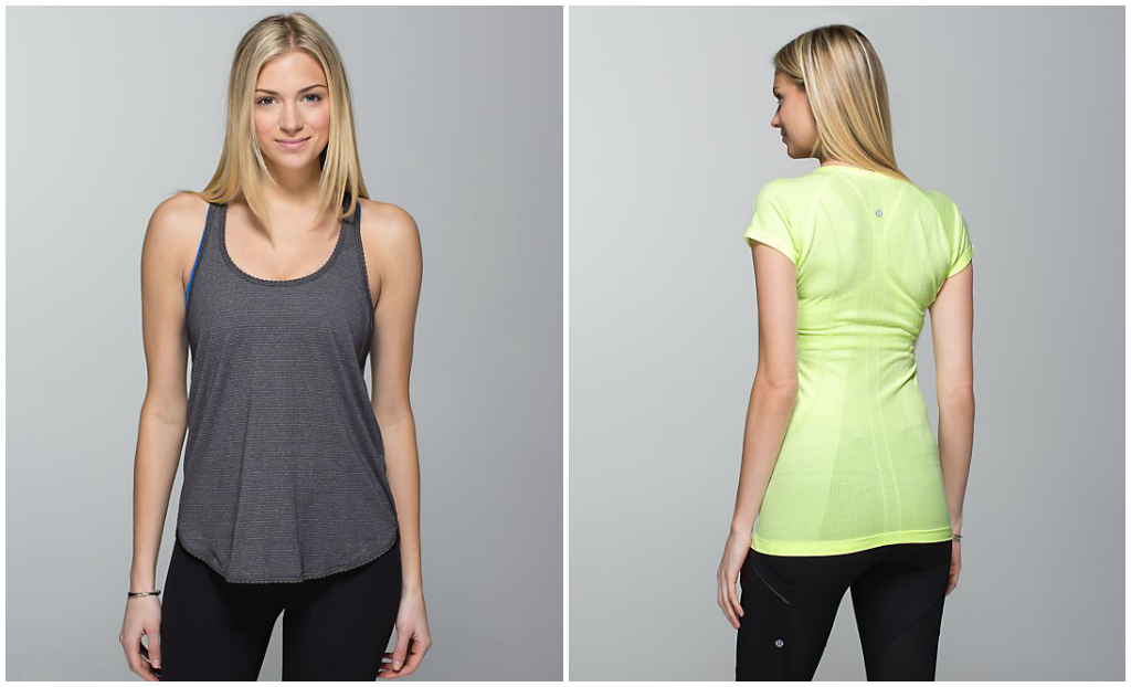 lululemon athletica shirts