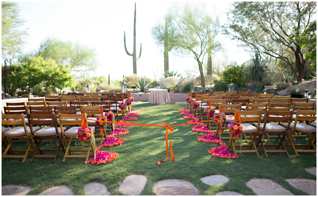 Four Seasons Troon North Scottsdale wedding