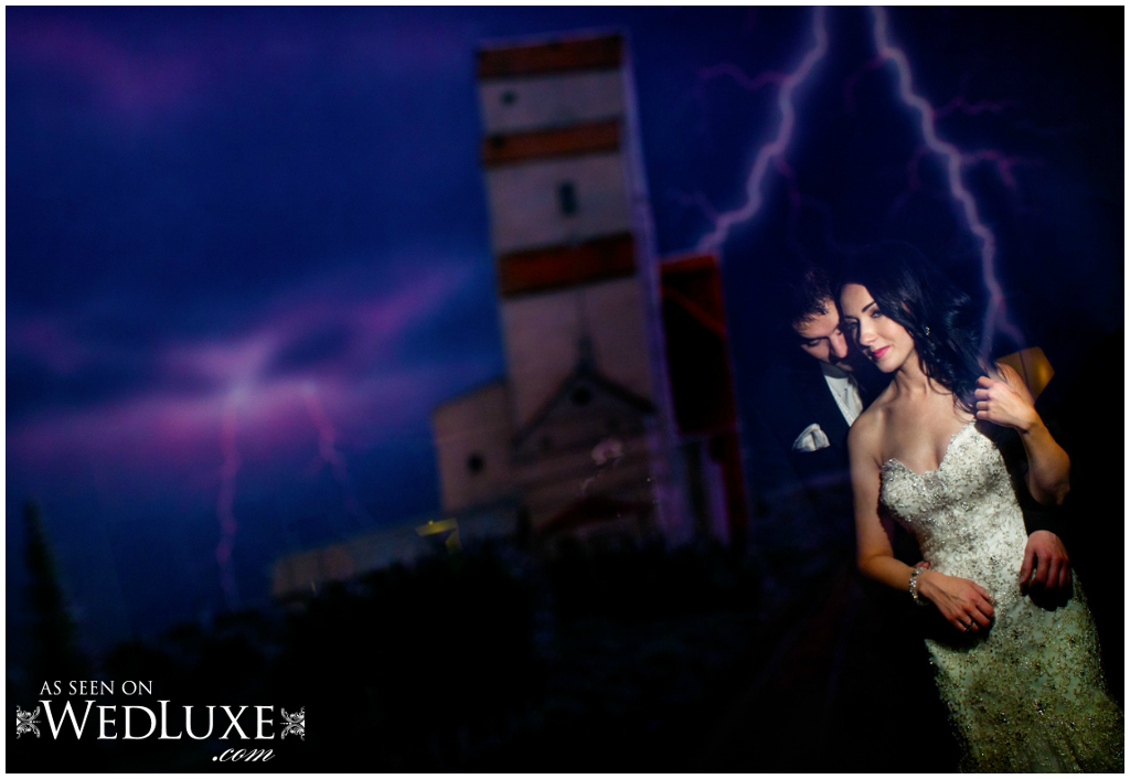 lighting wedding photo infused studios