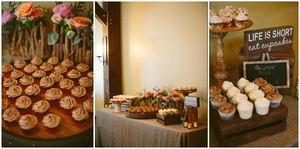 Canmore Wedding Desert Table