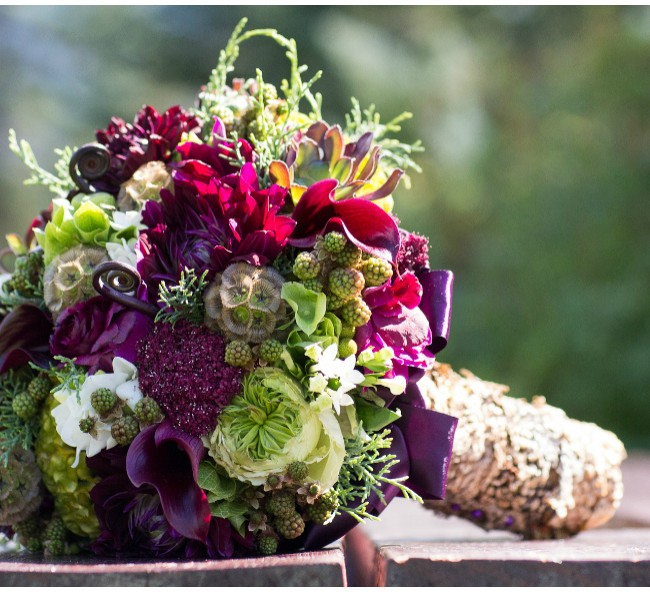 Organic Bouquets 001
