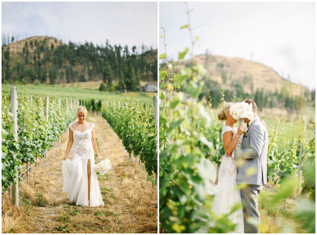 Kelowna Summer Wedding
