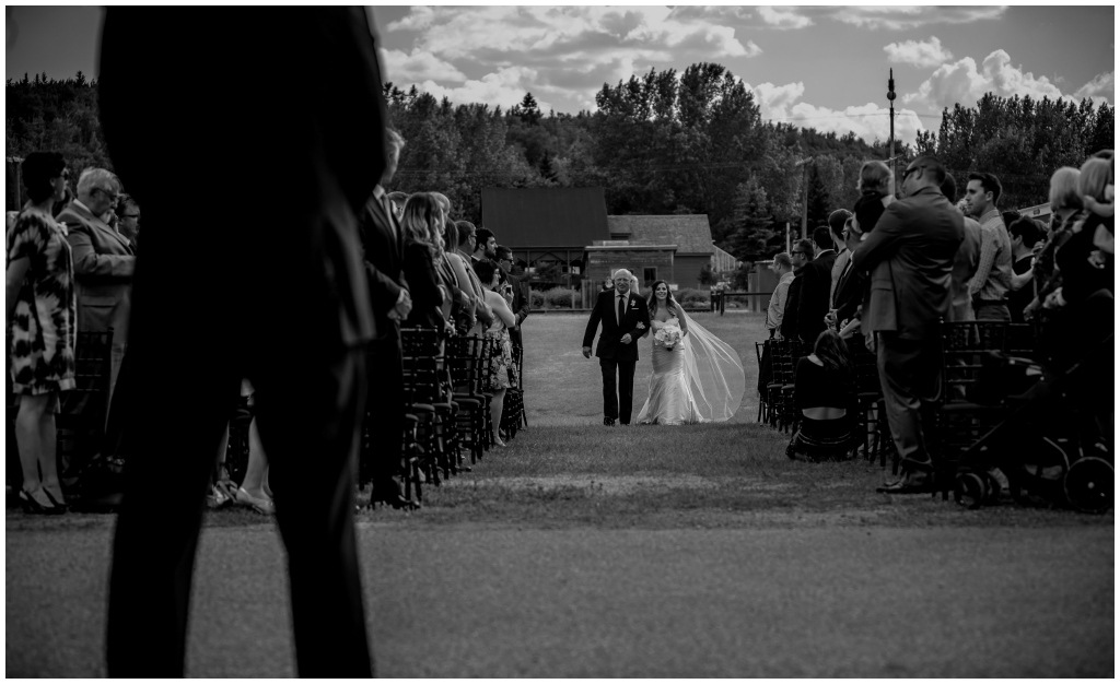 Fort Edmonton Park Wedding Ceremony, Outdoor Ceremony Edmonton
