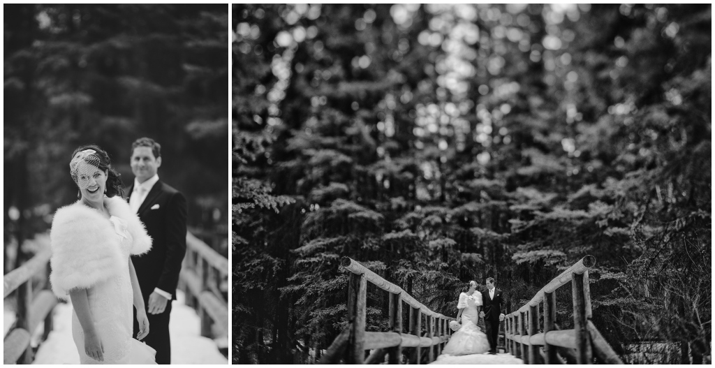 Banff Mountain Wedding