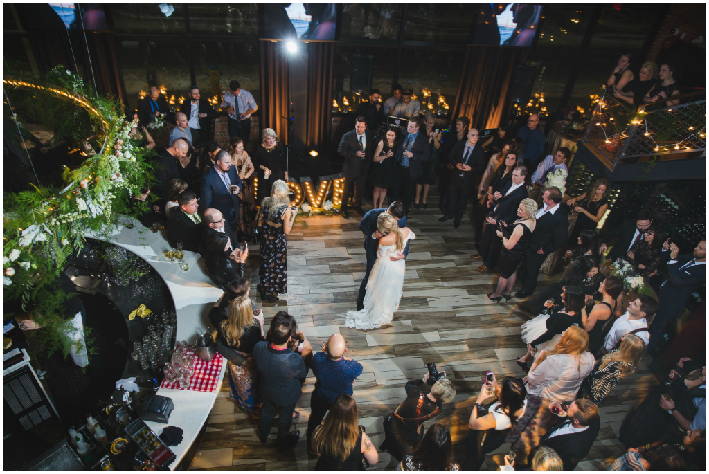 Restaurant Wedding Edmonton