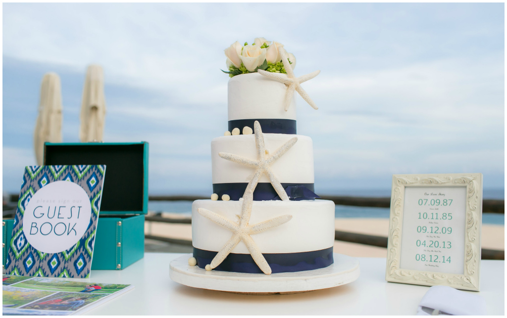 Melia Cabo Real Resort Wedding