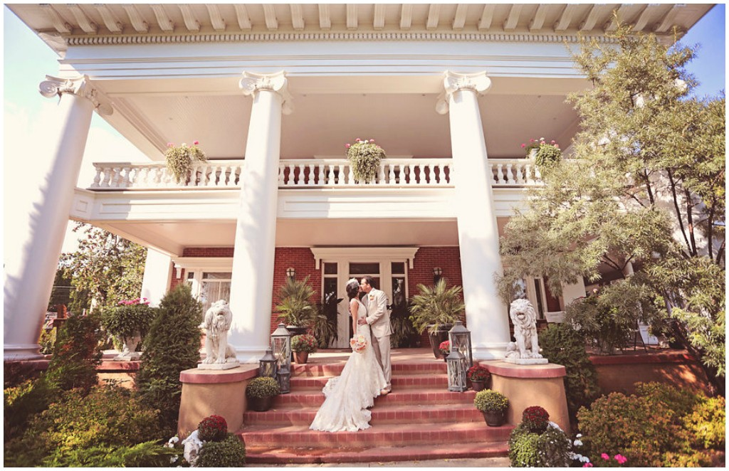 Mansion Wedding Edmonton