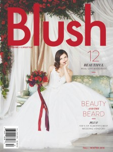 Blush Magazine Fall Winter 2015