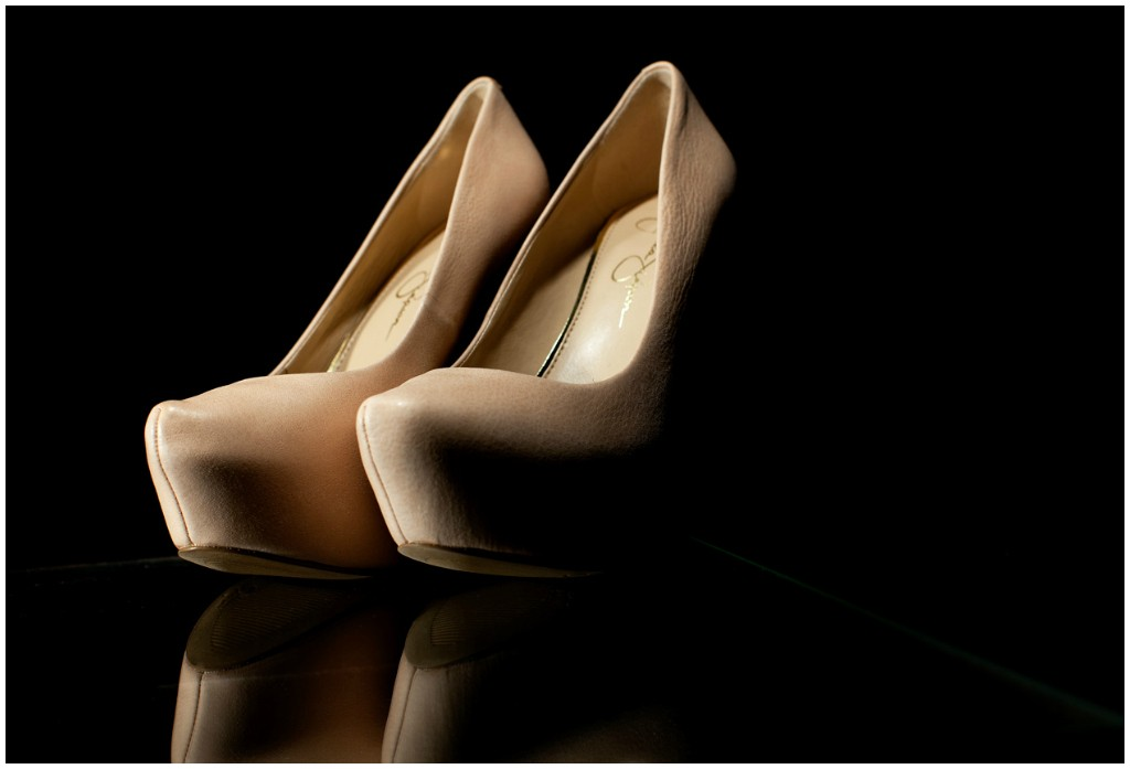 Classic Nude Bridal Shoes, Jessica Simpson Bridal Shoes